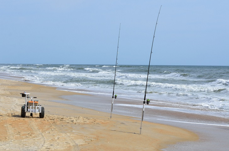 surf fishing tips